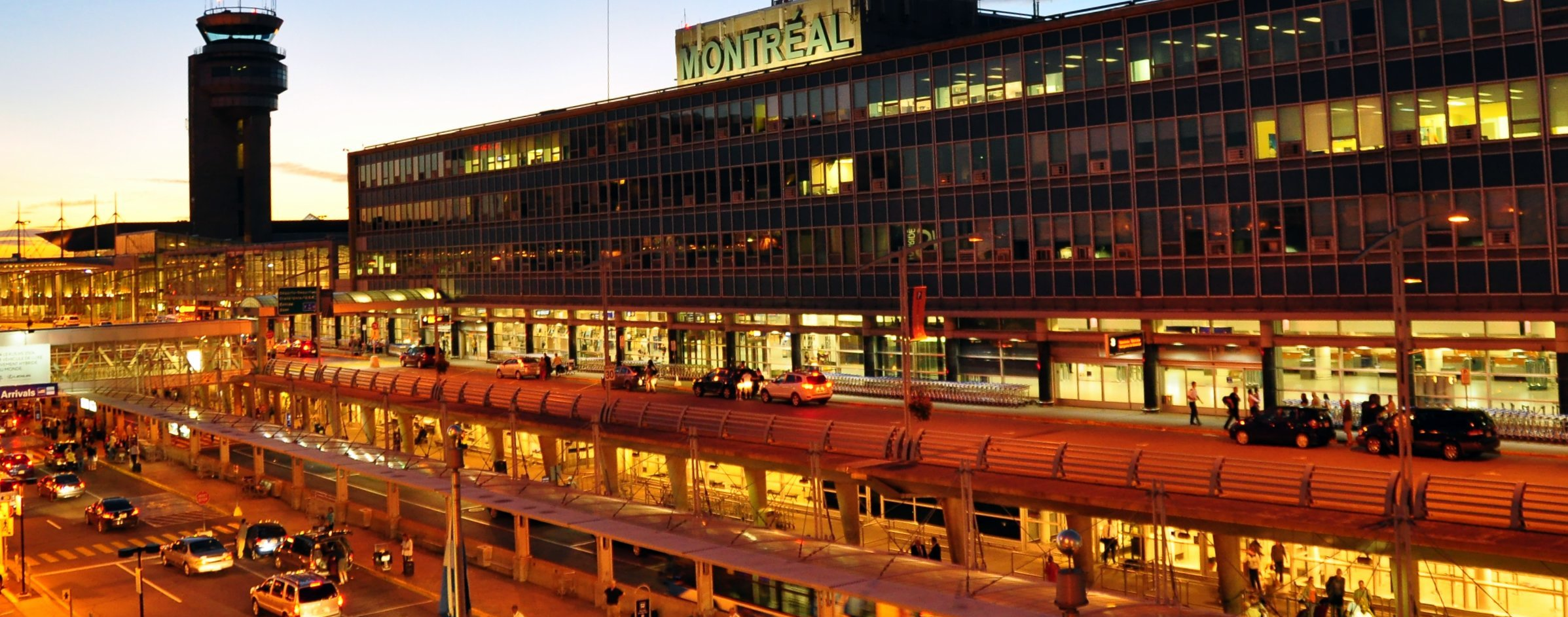 Aeroport Montreal Trudeau